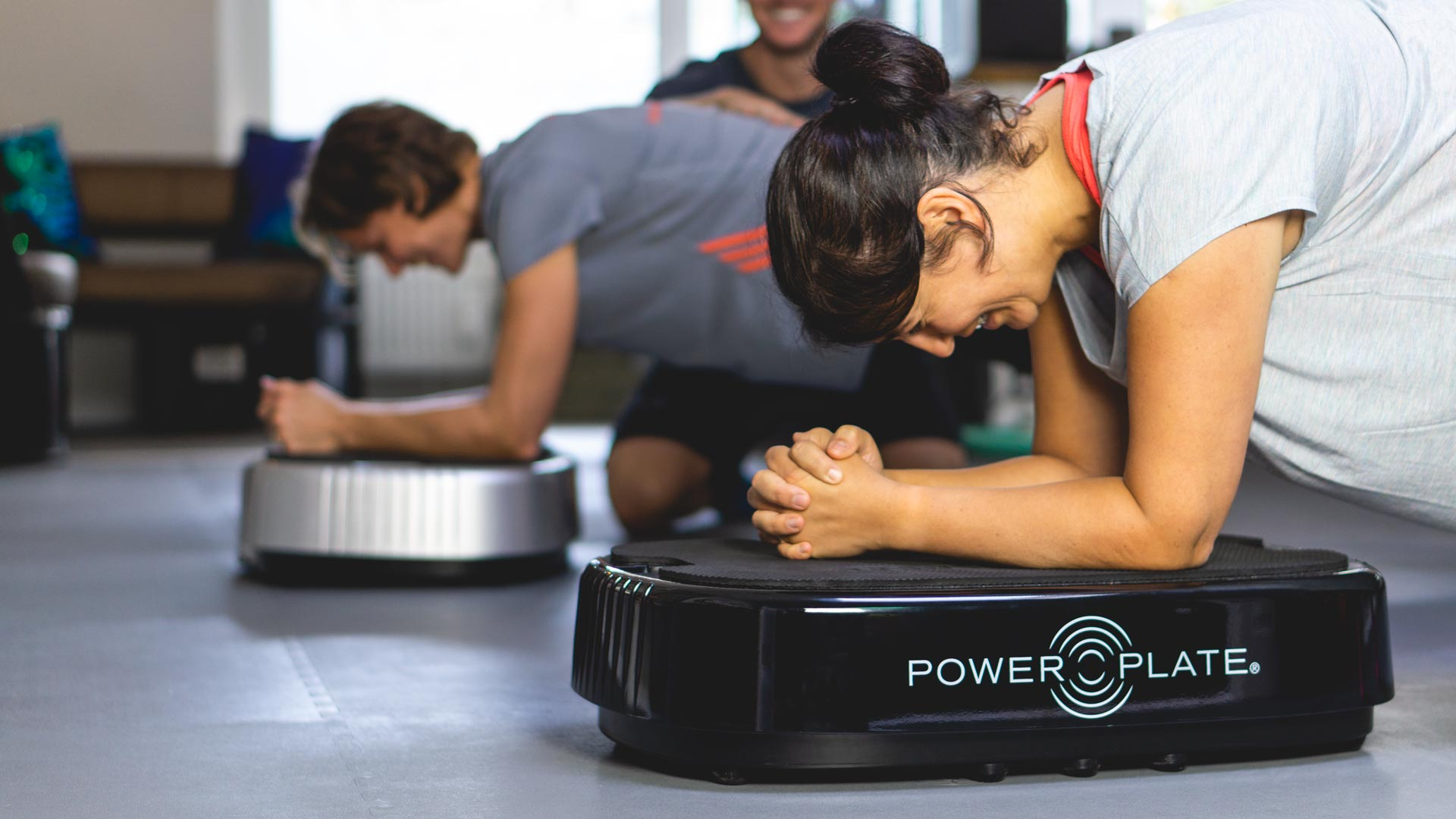 Personal Training mit der Power Plate Vibrationstraining